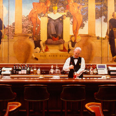 Old King Cole bar, New York Francesco Ruggeri,  fotografo, Catania, Italy