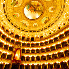 Teatro Massimo Bellini, Catania, Italy Francesco Ruggeri,  fotografo, Catania, Italy