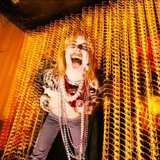 Tits for beads Carnival New Orleans, U.S.A. Francesco Ruggeri  fotografo, Catania, Italy