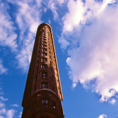 Flatiron building, New York Francesco Ruggeri,  fotografo, Catania, Italy