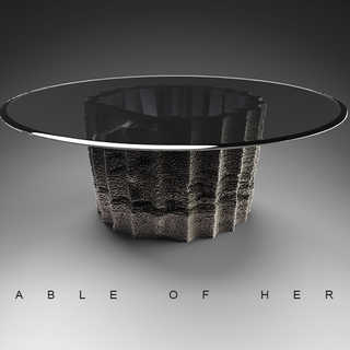 UME 3D Art - Table of Hera