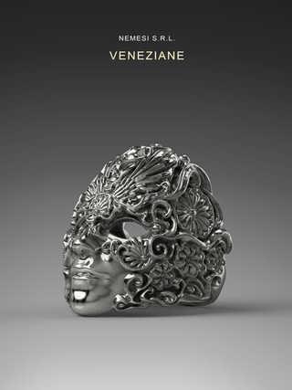 """UME 3D Art: """"Gioiello Moderno""""."""