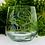 Thumbnail: Personalised Whiskey Tumbler with Antler Design