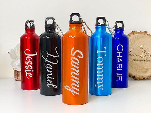Engraved Sports Bottle