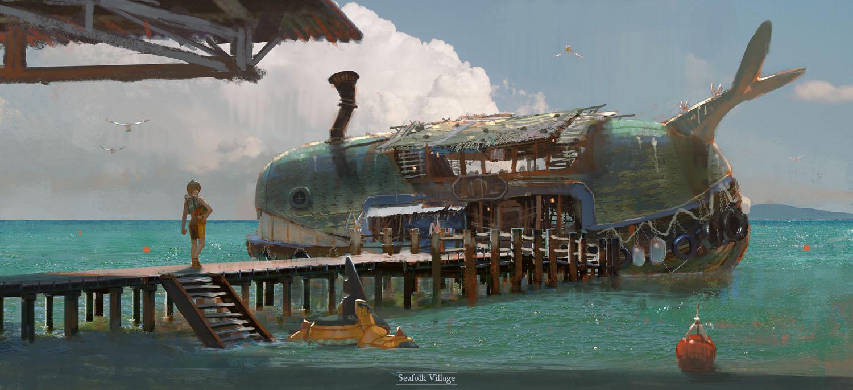 Seafolk_Village