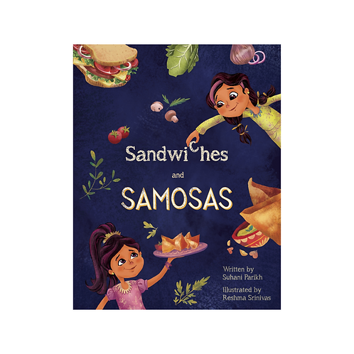 """Sandwiches and Samosas"""