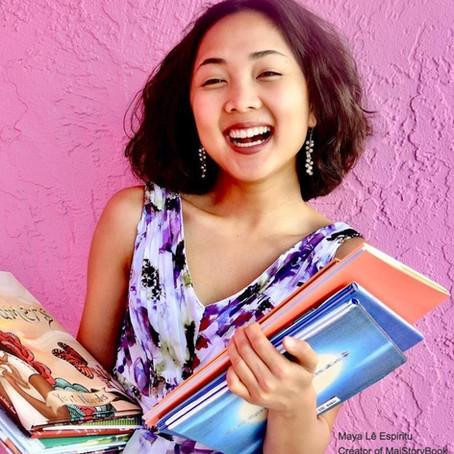Back-To-School with Maya Lê Espiritu