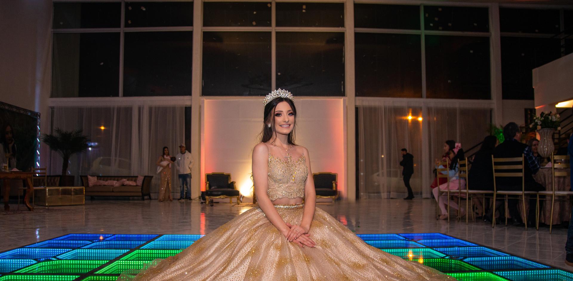 15 Anos Vitória Almeida