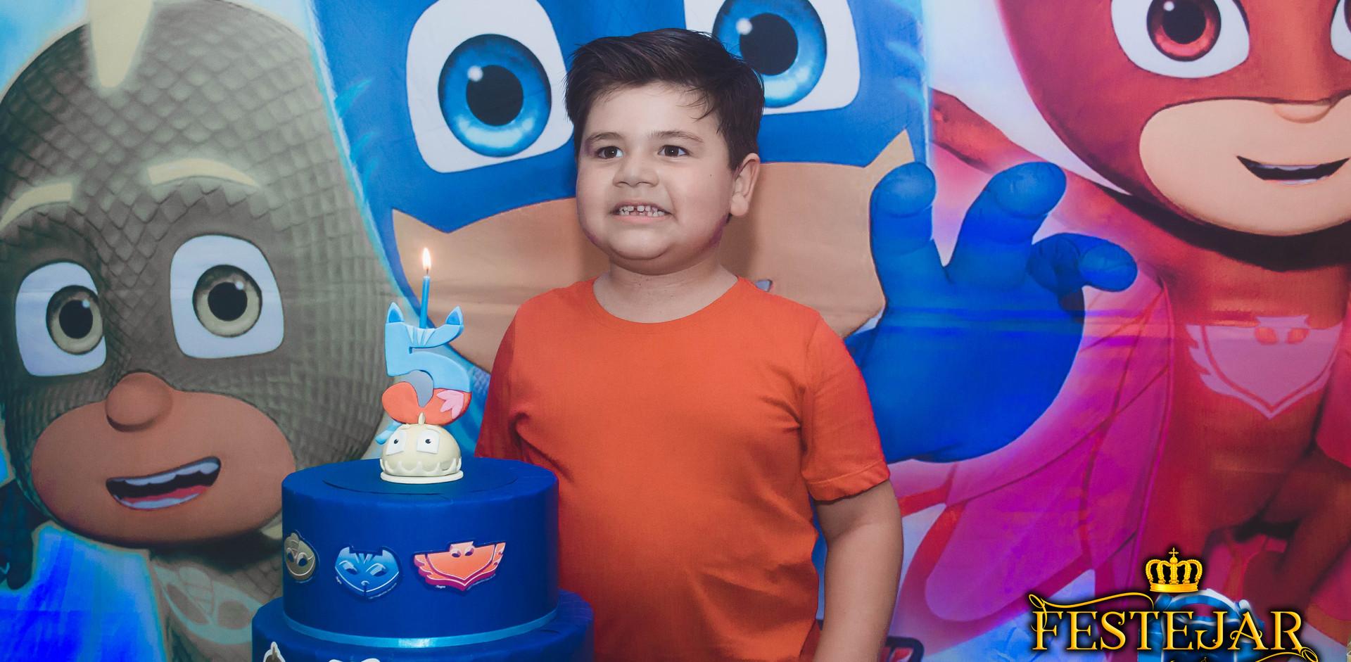 5 Anos Nicolas