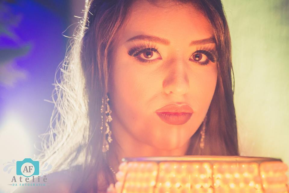 15 Anos Emily Magdaleno