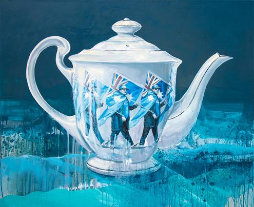 """FINTAN MAGEE """"Australian Teapot"""