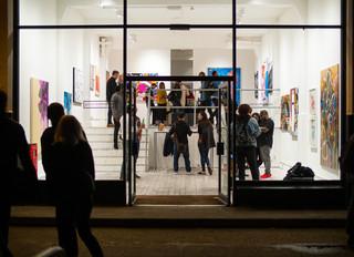 Galerie Zimmerling & Jungfleisch CONTEMPORISM - Pop-Up show in London
