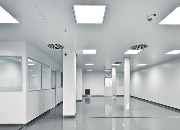 ACCESSORIES FOR CLEAN ROOM CEILINGS