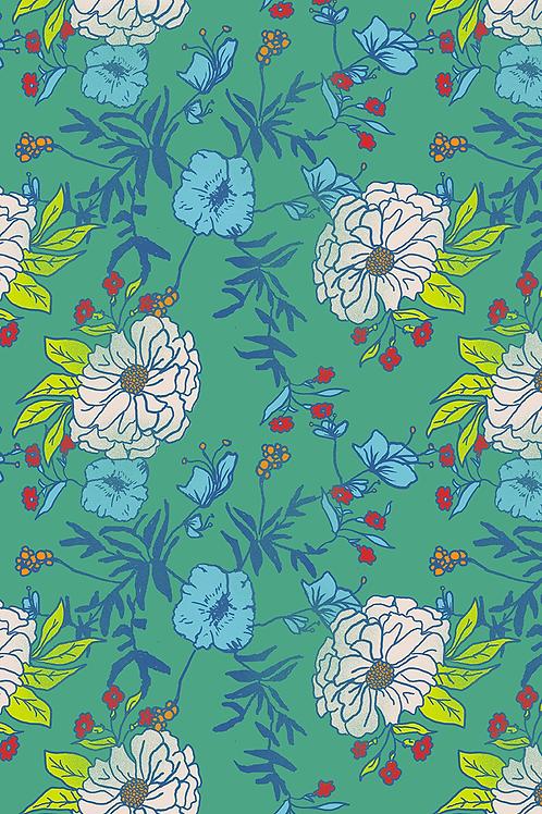 008 Floral Bunch Pops
