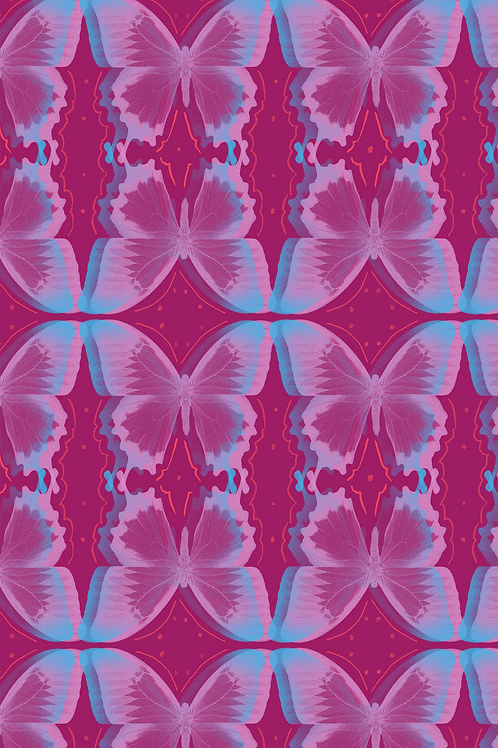 065 Critter Butterfly Mirror JCP