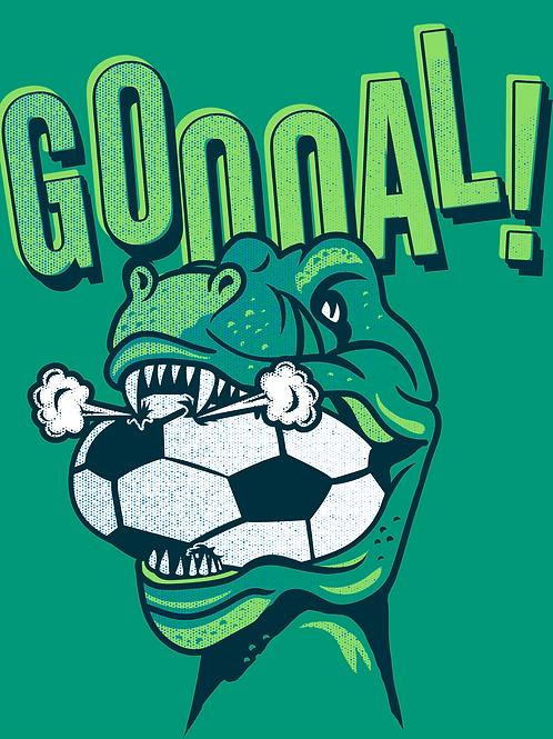 118 Sport Goal Dino Soccer JCG
