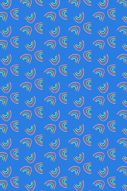 124 Rainbow Triangle JCP