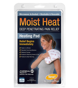 Thermalon Microwave Activated Moist Heat