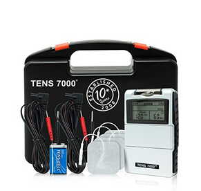 Digital TENS Unit with Accessories