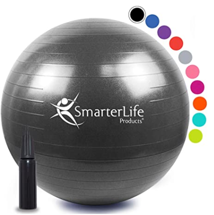 Exercise Ball for Balance and Stability