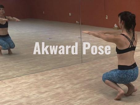 Awkward Pose