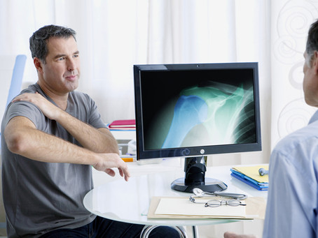 Four Things To Expect After Shoulder Replacement Surgery
