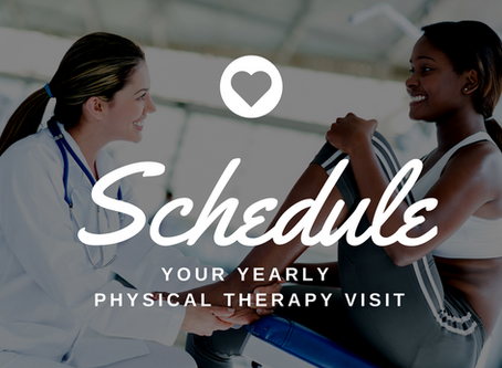 Yearly Physical Therapy Visits are Just as Important as Annual Cholesterol Tests
