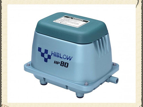 Hiblow HP-80 Pump
