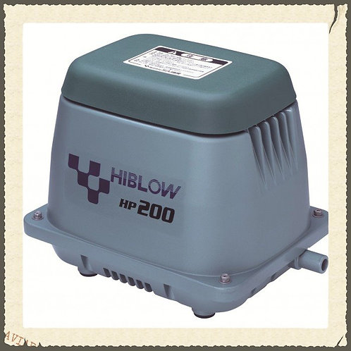 Hiblow HP-200 Pump