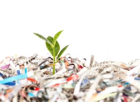 Paper Shredding – A Major Step towards Becoming an Eco-Friendly Organization