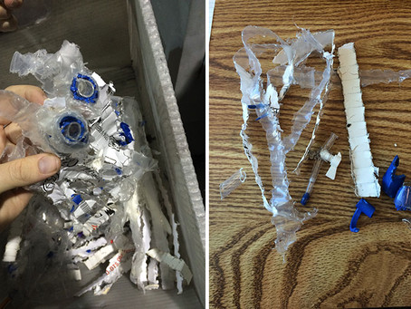 Medical Device Product Destruction