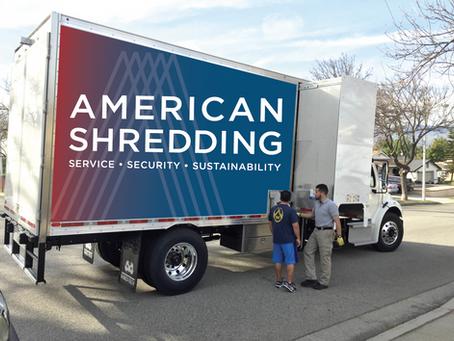 Shred-it Or Iron Mountain Got You Down?  Call American Shredding!
