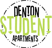 Denton Student Apartments Logo