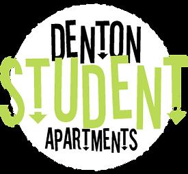 Denton Student Apartments Logo