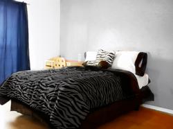 Denton Student Apartments Interior Bedroom