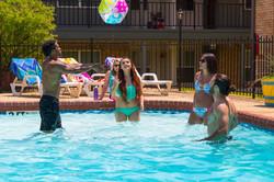 Denton Student Apartments Zen Pool