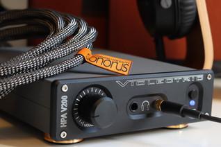 Violectric HPA V200 Headphone Amp.