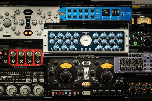 Stereo Mastering 4 Songs