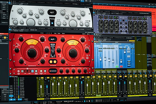 Mixing & Mastering 1 Song, up to 24 tracks