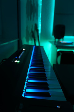 Piano Time!