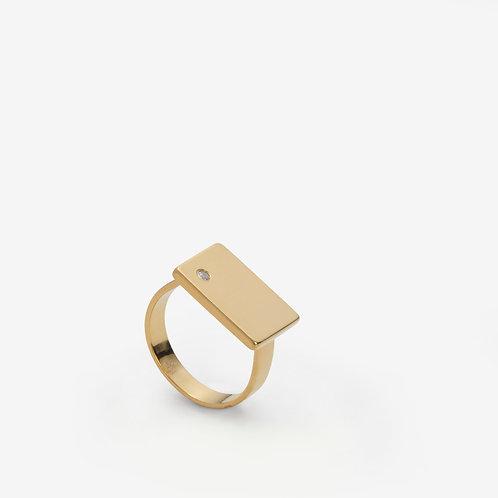 Magic letter ring