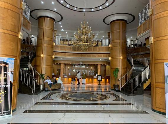 Réception Hotel Fadjr Badie 02