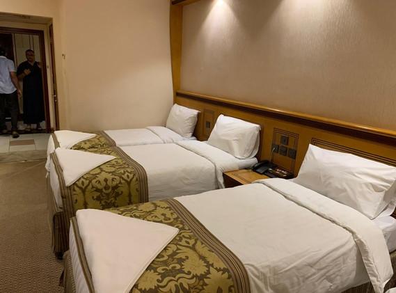 غرف فندق فجر البديع 02