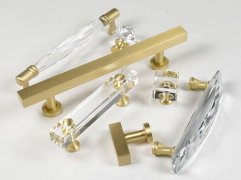 Cabinet Hardware: The Jewelry of the Home