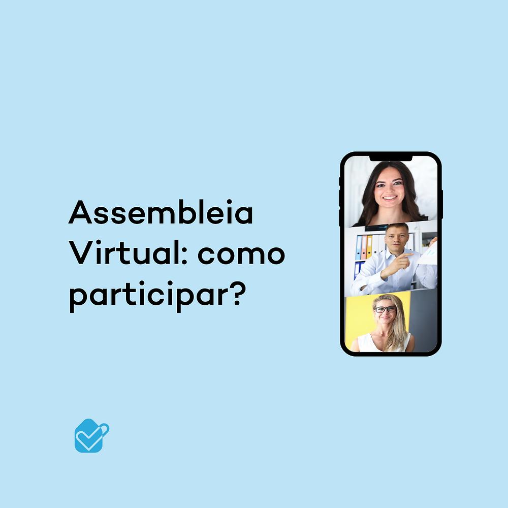 assembleia virtual em condominios como participar