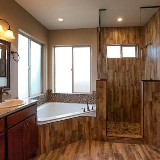 4-Custom Sliding Doors and Cabinets