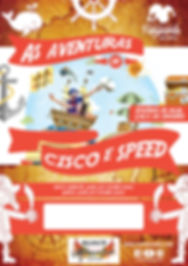 Cisco e Speed - Cartaz.jpg