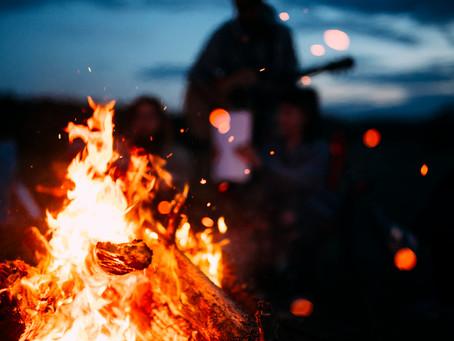 July 17 - Campout and Bonfire