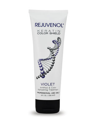 8oz Color Shield Conditioner Violet