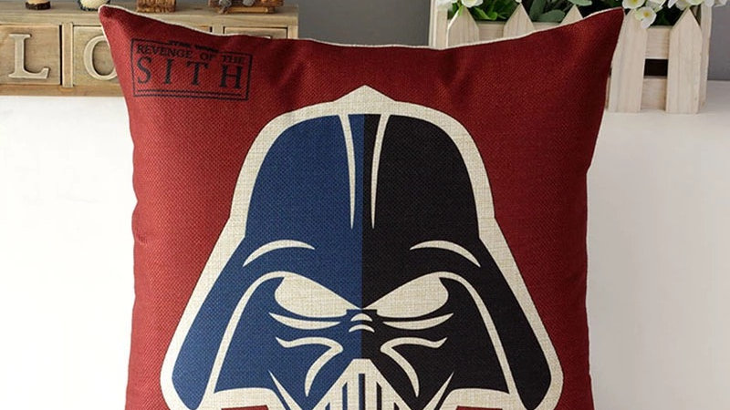 Vader Accent Pillow